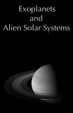 Front cover of paperback edition of exoplanets book