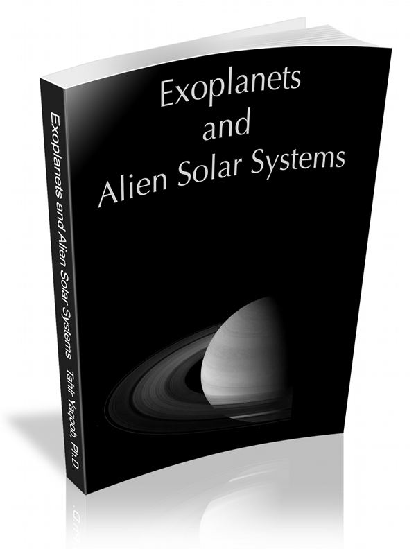 Exoplanets book front cover